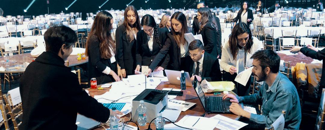 Máster en Dirección y Producción de Eventos, Comunicación Corporativa y Protocolo