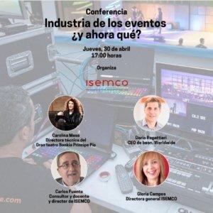 Industria de eventos